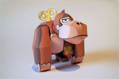Kong Papercraft - 49 best images about papercrafts on disney