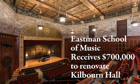 Eastman School Of Calendar Kilbourn 2013 Eastman School Of
