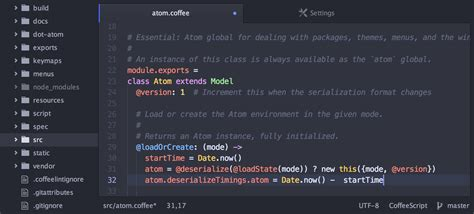 themes atom what theme is used in the screenshot on atom s home page