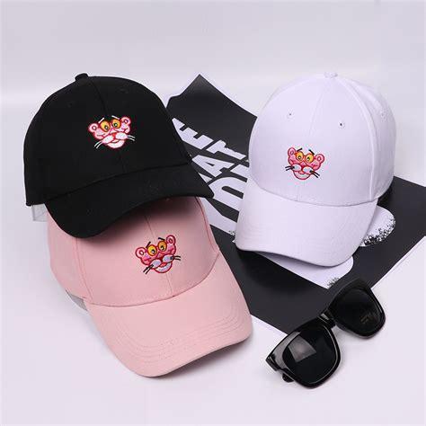 Snapback Hat Dota 2 Imbong 1 new fashion pink panther baseball cap snapback hat cap for hat hip hop hat bone