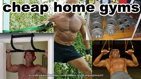 home equipment scooby s home workouts