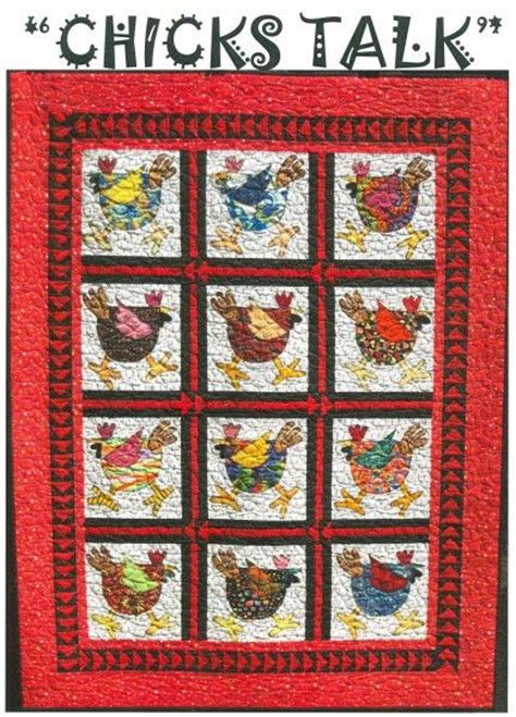 quilt pattern rooster 1000 images about rooster quilts on pinterest chicken