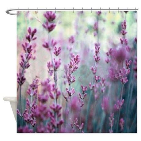 lavendar shower curtain lavender dreaming shower curtain by mytreasurechest