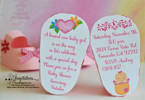Unique Baby Shower Invitations by Unique Baby Shower Invitations Unique Baby Shower