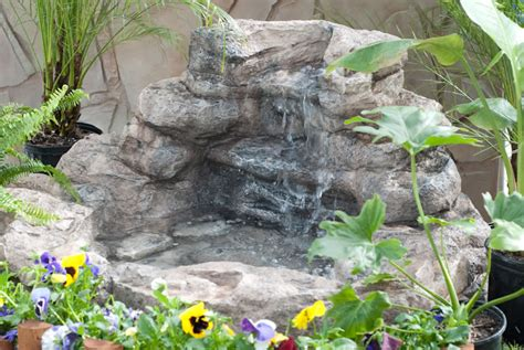 backyard fountains and waterfalls backyard waterfalls and fountains outdoor furniture