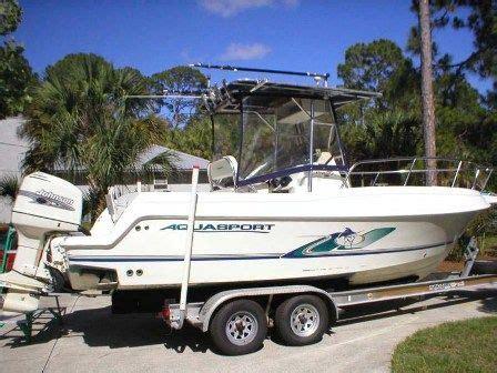 fishing boat for sale in indonesia 2001 aquasport osprey 225 offshore fishing boat for sale