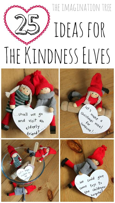 Angel Decorations For Home 25 ideas for the kindness elves the imagination tree