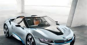 bmw i8 spyder rumored to be getting production underway