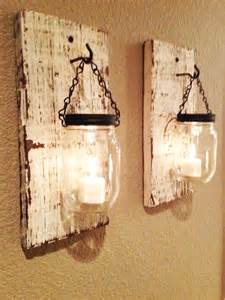 Battery Operated Candle Sconces 10 Ideas Con Tablas Para Hacer Muebles De Palets Furnit U