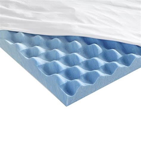 Sleep Innovations Air Mattress by Sleep Innovations Gel Memory Foam Mattress Topper With Air