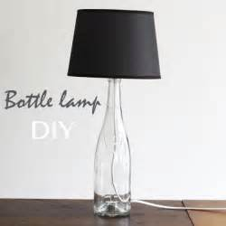 Bathroom Decorating Idea 5 simple and inventive diy bedside table lamps