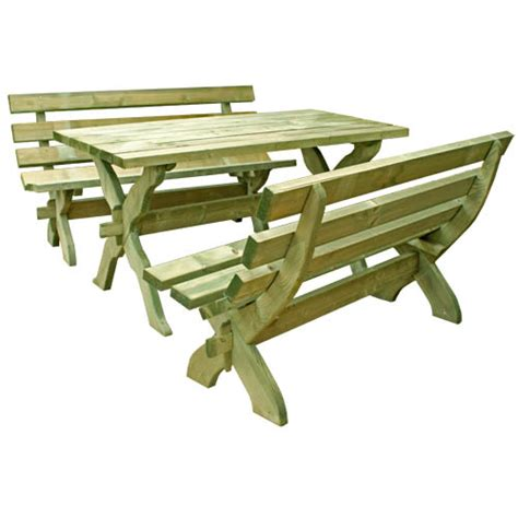 garden bench table quality garden furniture free delivery available