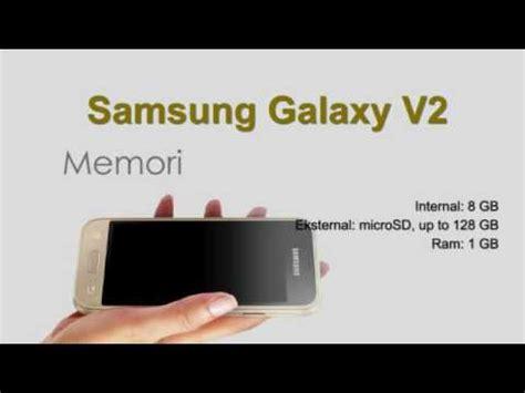 Harga Samsung V2 samsung galaxy v2 spesifikasi dan review