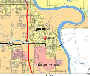 Bellevue Zip Code Map by 68005 Zip Code Bellevue Nebraska Profile Homes