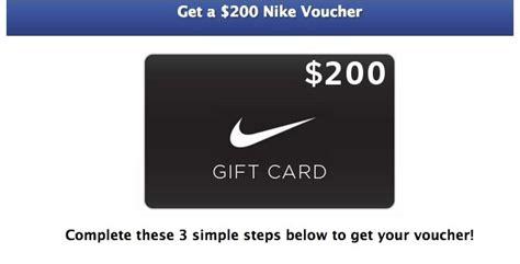 Free 200 Dollar Gift Card - free 200 dollar nike gift card