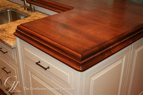 stained wood countertops bar tops