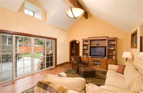 Patio Doors In Living Room The Advantages Of Sliding Patio Doors Houselift