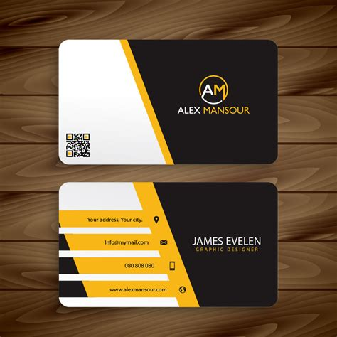 make visiting card business card design for freelance software developer