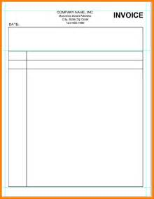 blank forms templates 11 blank invoice template word lease template