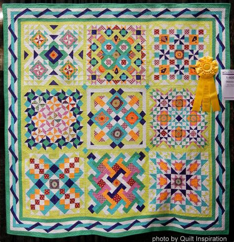 Quilt Obsession by Quilt Inspiration Modern Quilt Month
