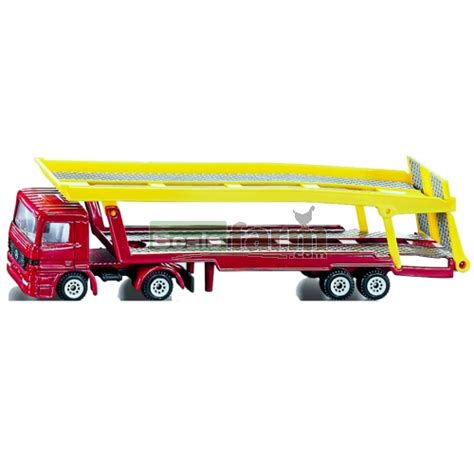 Siku Truck Transporter Langka Siku 1618 Mb Car Transporter