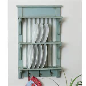 wooden plate shelves wooden painted plate rack wall unit by the orchard