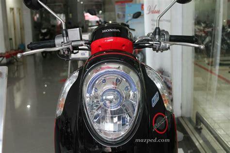 Saklar Honda Scoopy pasang setang fino di scoopy fi mazpedia