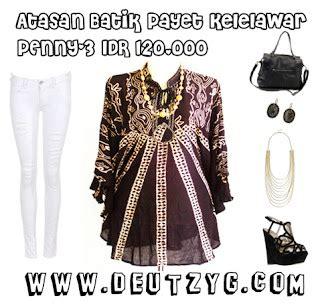 Baju Cover Wanita Murah Kimono 2 atasan batik modern syaffa sold bed mattress sale
