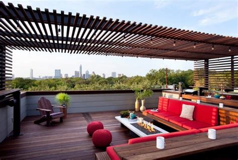 rooftop terrace design 15 impressive rooftop terrace design ideas