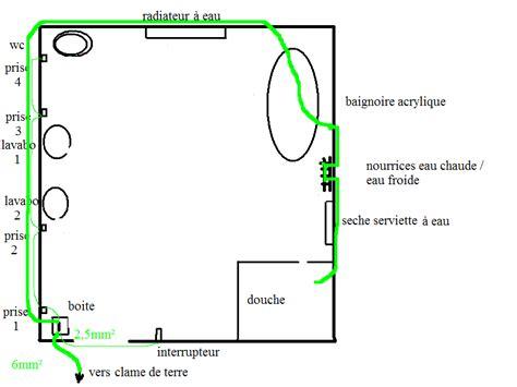 Prise De Terre Baignoire by Liaisons 233 Quipotentielles Prises Dans Salle De Bain Page 2
