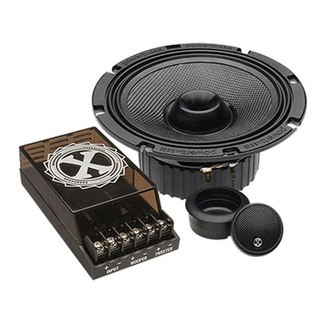 powerbass xl    component car stereo speaker system set  onlinecarstereocom