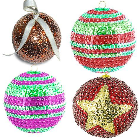 Fabriquer Boule De Noel by Boules De No 235 L 224 Fabriquer Par Les Enfants