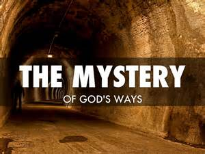 the mystery of the mystery of god s ways by ian rees