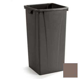 tall trash can garbage can recycling plastic indoor centurian