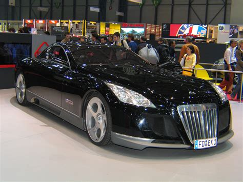 maybach sports car sports car maybach exelero 8 million