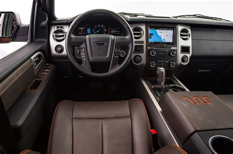 2014 King Ranch Interior by 2017 Expedition King Ranch El Ford 2017 2018 Best Cars