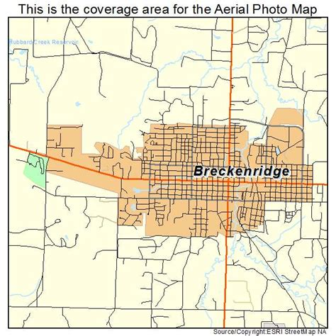 breckenridge texas map breckenridge tx pictures posters news and on your pursuit hobbies interests and worries