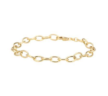 Gold Armband Polieren by Goldrausch Anker Armband Poliert Mindestens 4 4g Gold 585