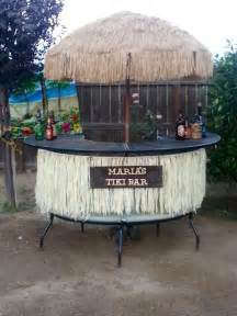 diy tiki bar for your backyard diy
