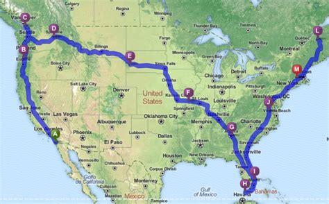 road map four corners usa i never finish anyth usa 4 corners tour planning 2012