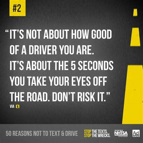 7 Tips For Being A Safe Driver On The Road by Image Gallery Safe Driving Quotes