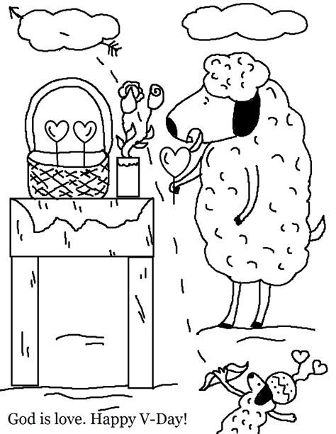 valentine coloring pages sunday school valentine s day coloring pages for sunday school
