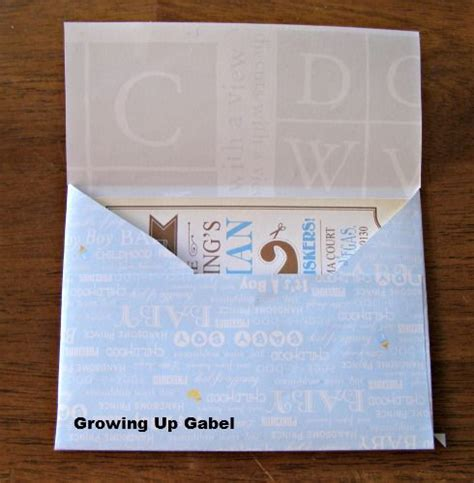 How To Make An Envelope From Scrapbook Paper - 25 best ideas about make an envelope on