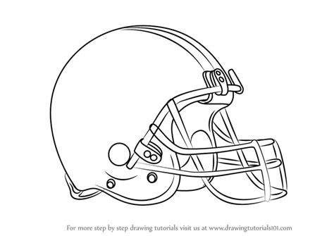 cleveland browns logo coloring pages sketch coloring page