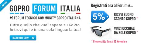 gopro forum gopro forum della community gopro italiana by gocamera it