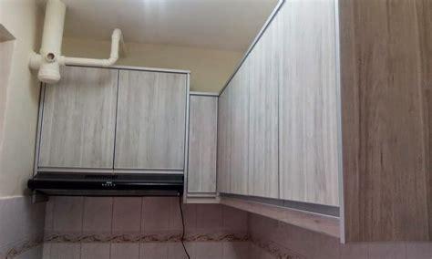 Kabinet Dapur Rumah Flat Kabinet Dapur Terus Dari Kilang Kabinet Dapur Kota Damansara