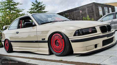 Auto Tuning Bmw by Bmw E36 Coup 233 Mit Stylefaktor 100 Autotuning De