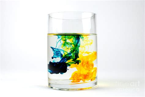 food coloring in water dye in water 5 of 11 photograph by photo researchers inc