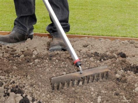 Landscape Soil Rake Tool Of The Week Lightweight Soil Rake Spear Jackson