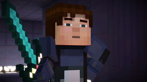 minecraft story mode ready for battle by toainsully on